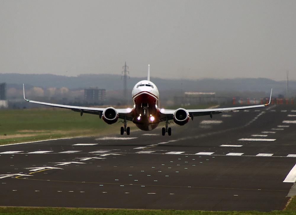Air Berlin Takeoff