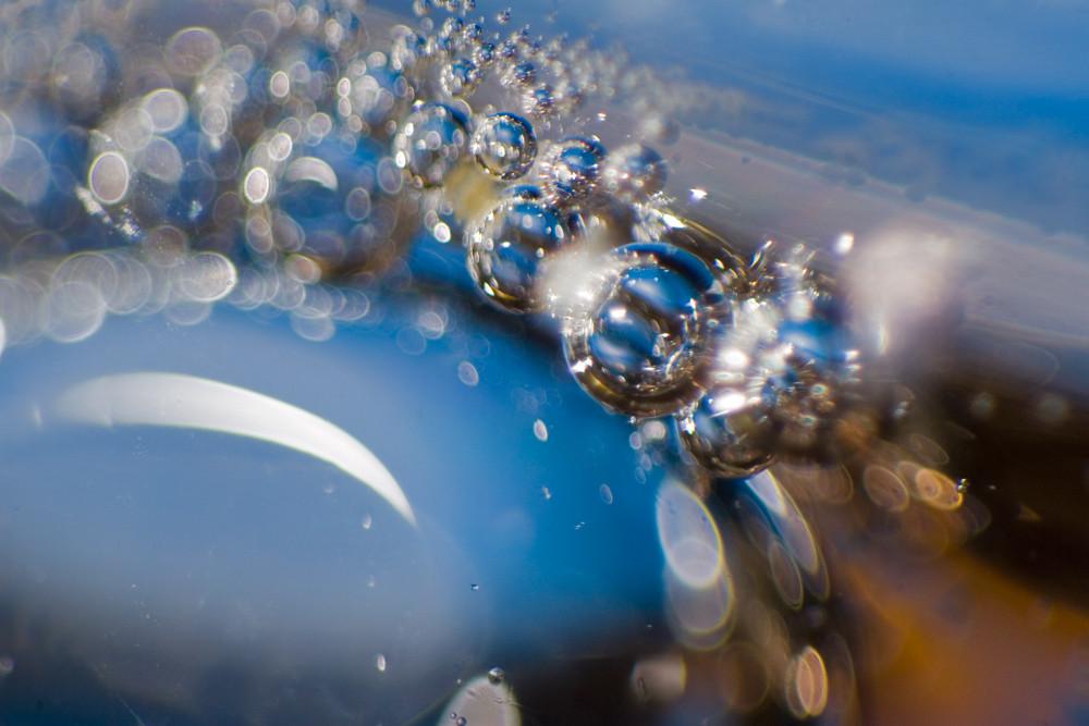 air bubbles die zweite