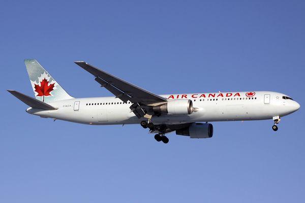 Air Canada B767