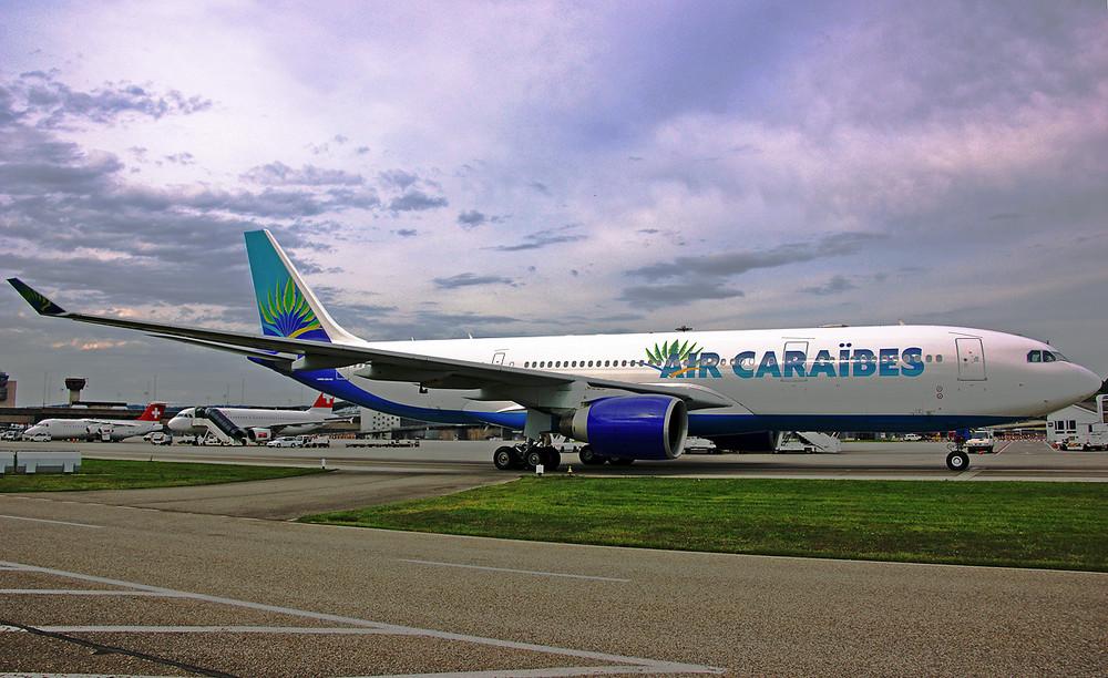 Air Caraibes Airbus A330-223
