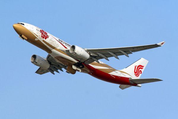 Air China Airbus A330-243 (B-6075)