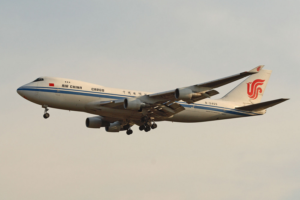 Air China Cargo Boeing 747-412F (B-2409)