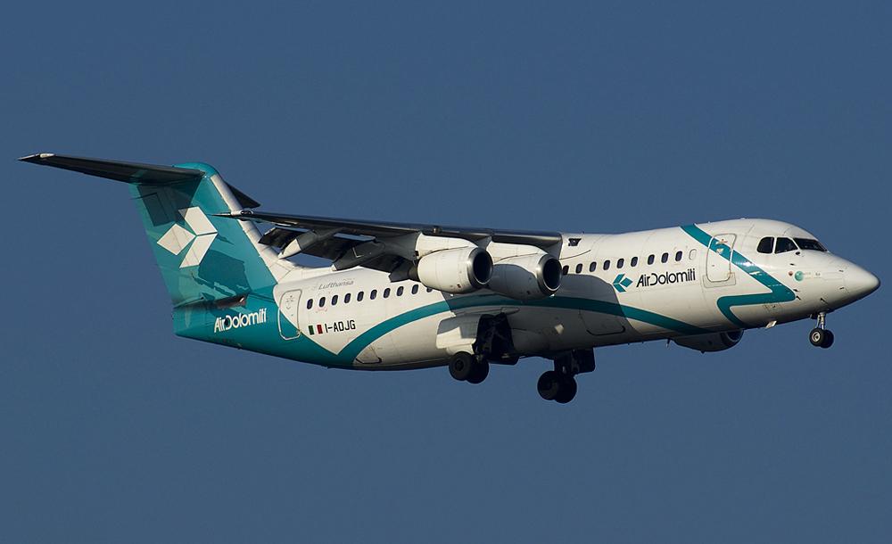 Air Dolomiti - BAe 146-300