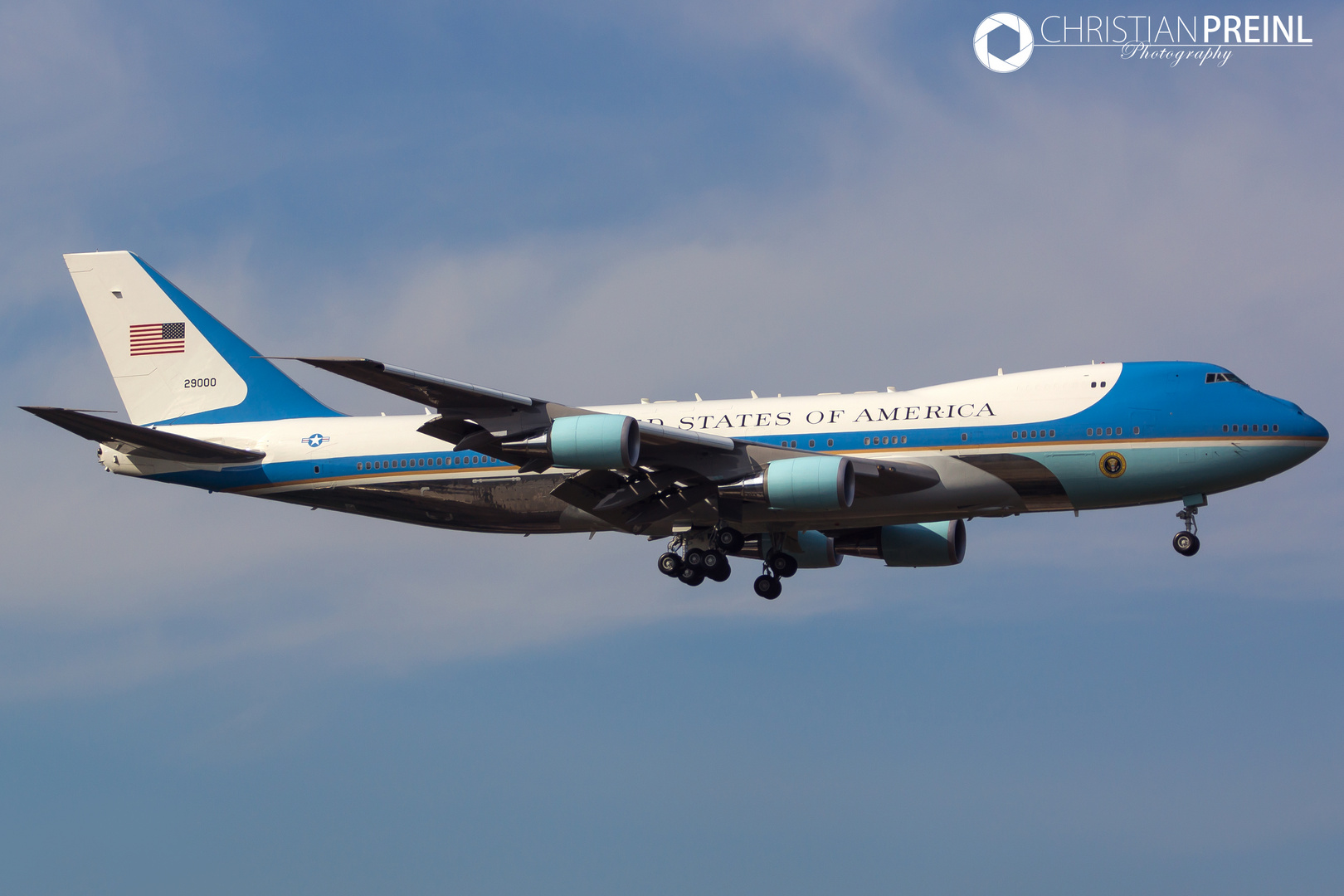 AIR FORCE ONE!