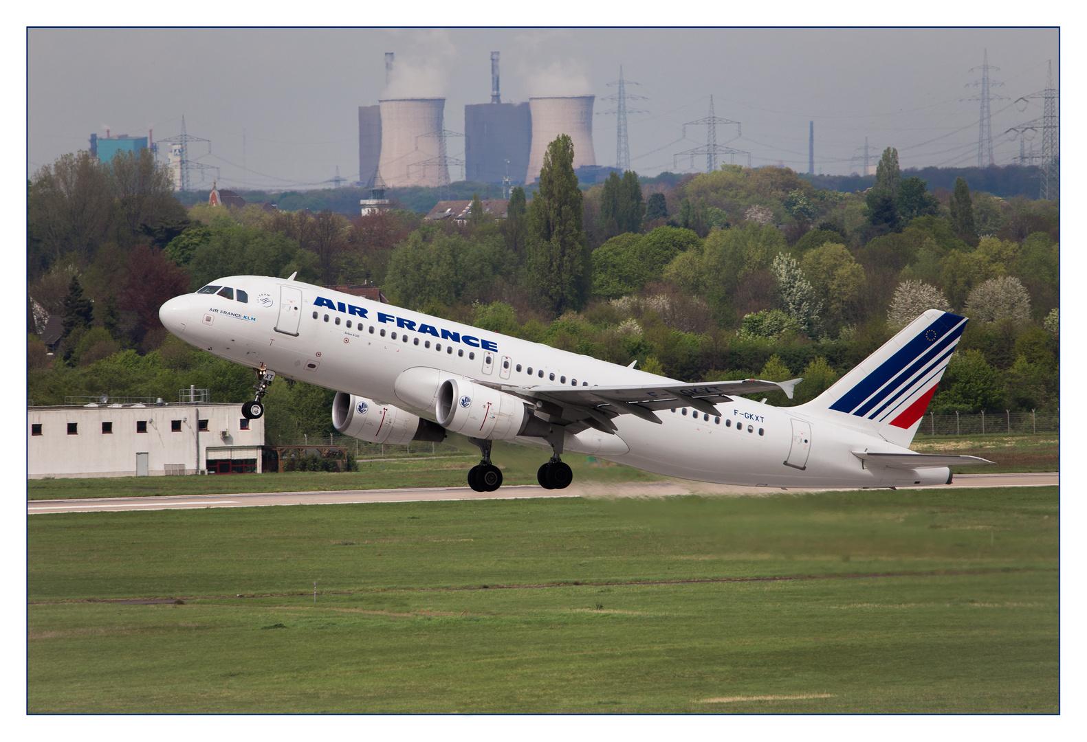 Air France in DUS