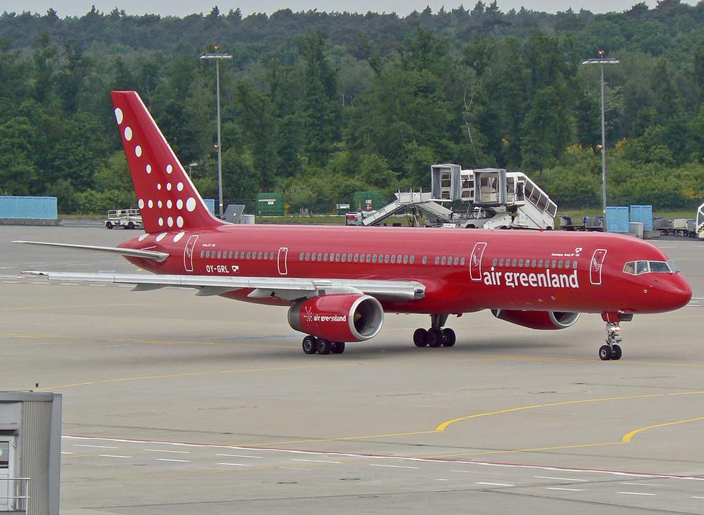 Air Greenland B752