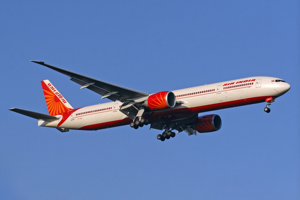 Air India Boeing 777-337(ER) (VT-ALL)