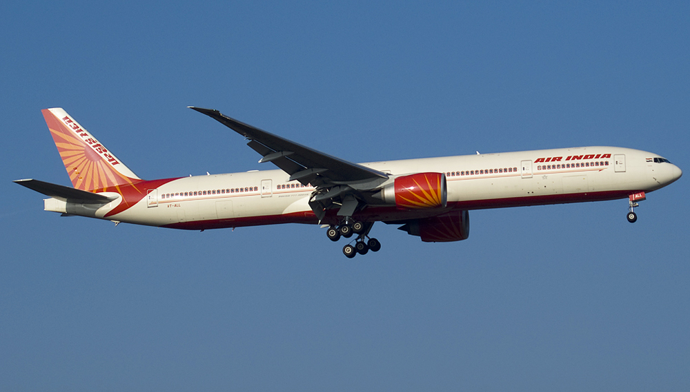 Air India - Boeing 777