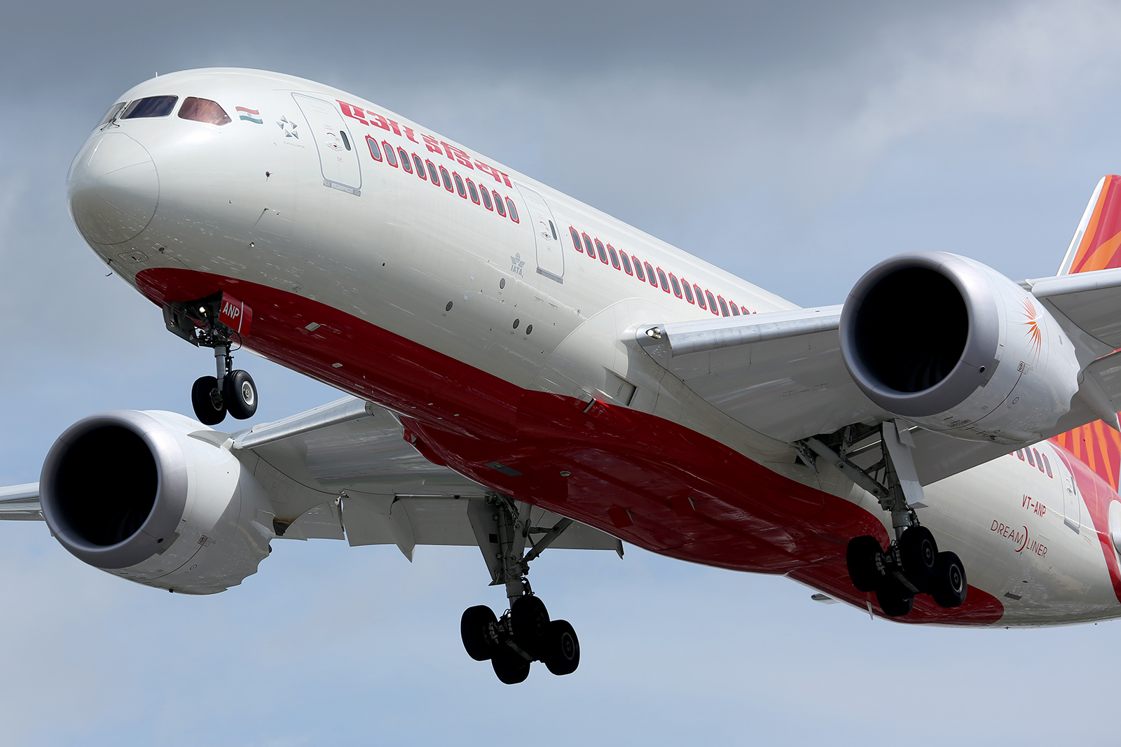 Air India (VT-ANP)