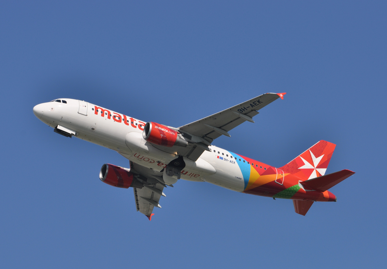 Air Malta 9H-AEK