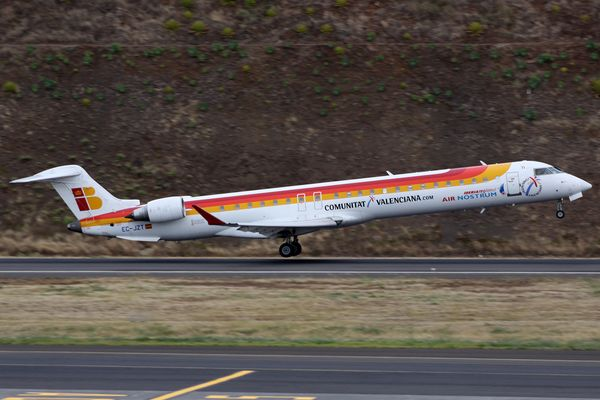 Air Nostrum (Iberia Regional) Canadair Regional Jet CRJ900