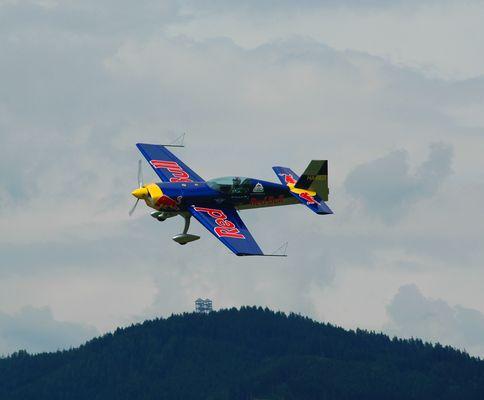 Air Race Weltmeiser Hannes Arch