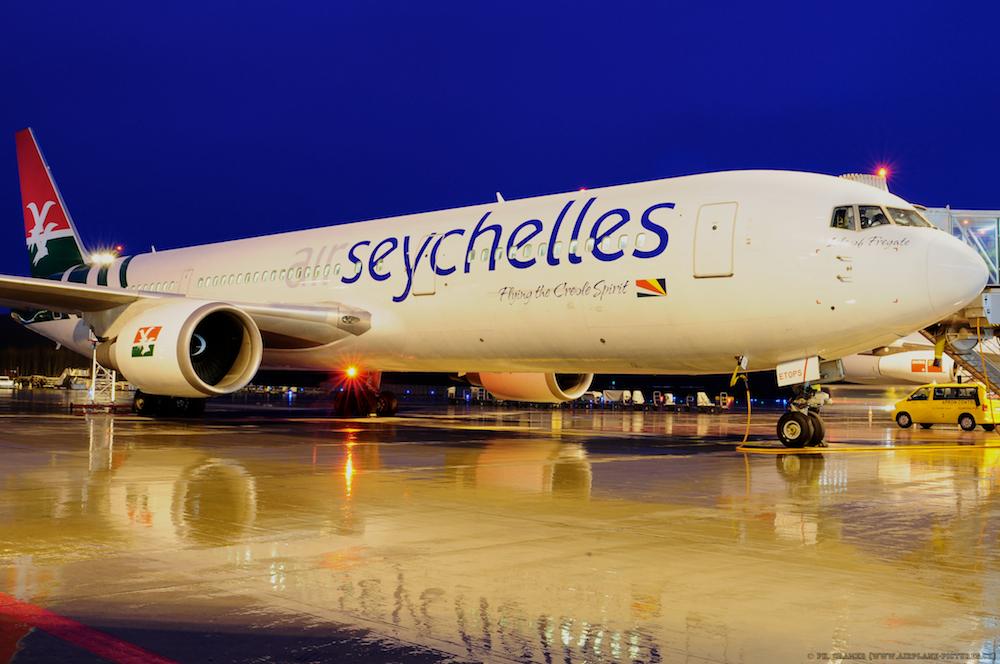 Air Seychelles B767 / S7-FCS