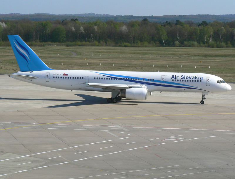 Air Slovakia Pt 2