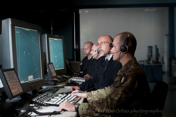 Air Traffic Managment - Advertising militare -