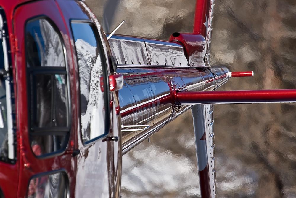 Air Zermatt- Achtung heiss