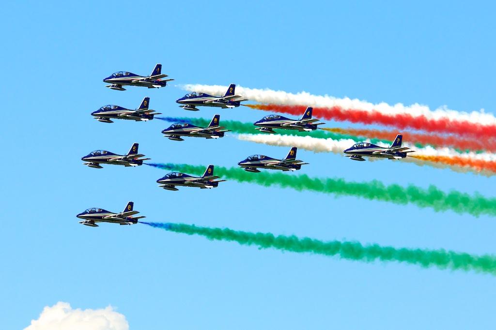 AIR14 - Frecce Tricolori