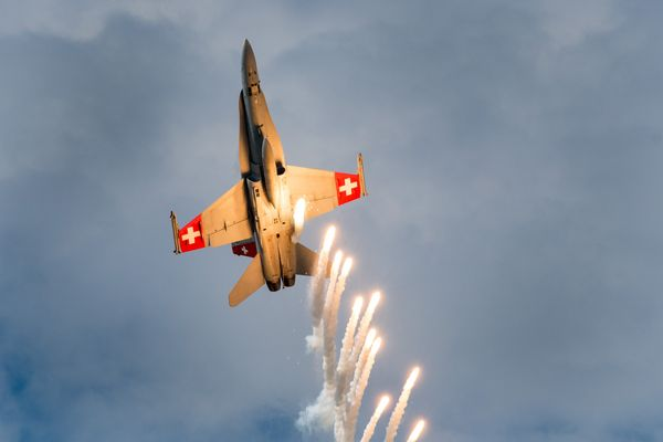 Air14 in Payerne / 3