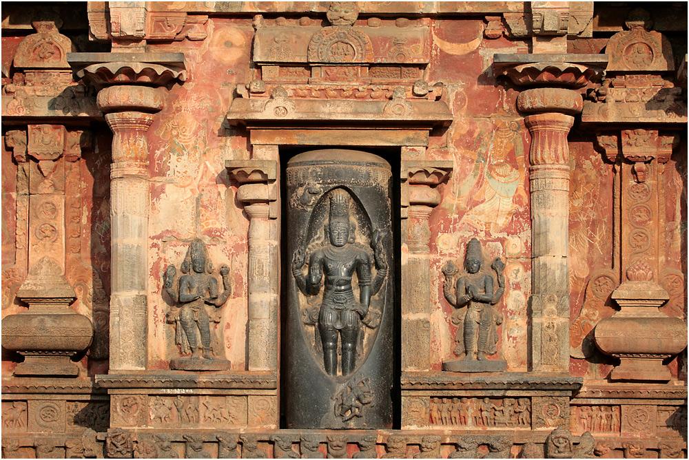 Airavatshvara Tempel, Detail...