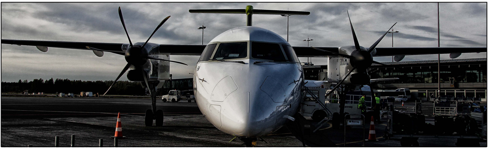 airBaltic - Turboprop