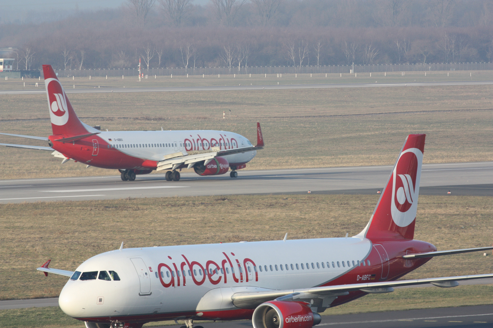 airberlin comes,airberlin goes.