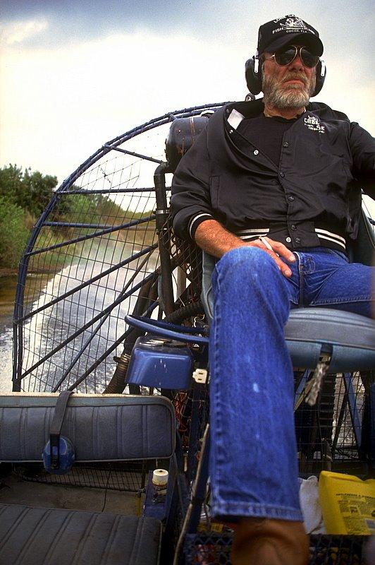 Airboat Ride durch die Everglades