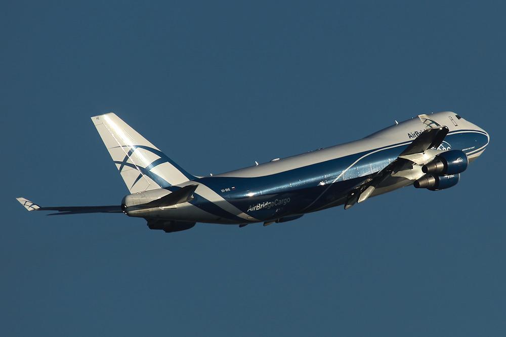 AirBridge Cargo VQ-BHE