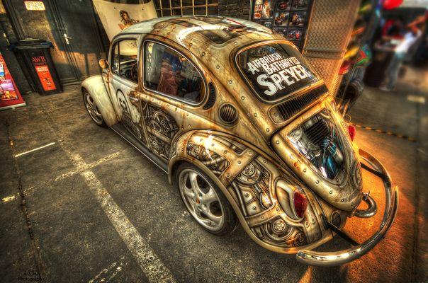 Airbrush Show-Car