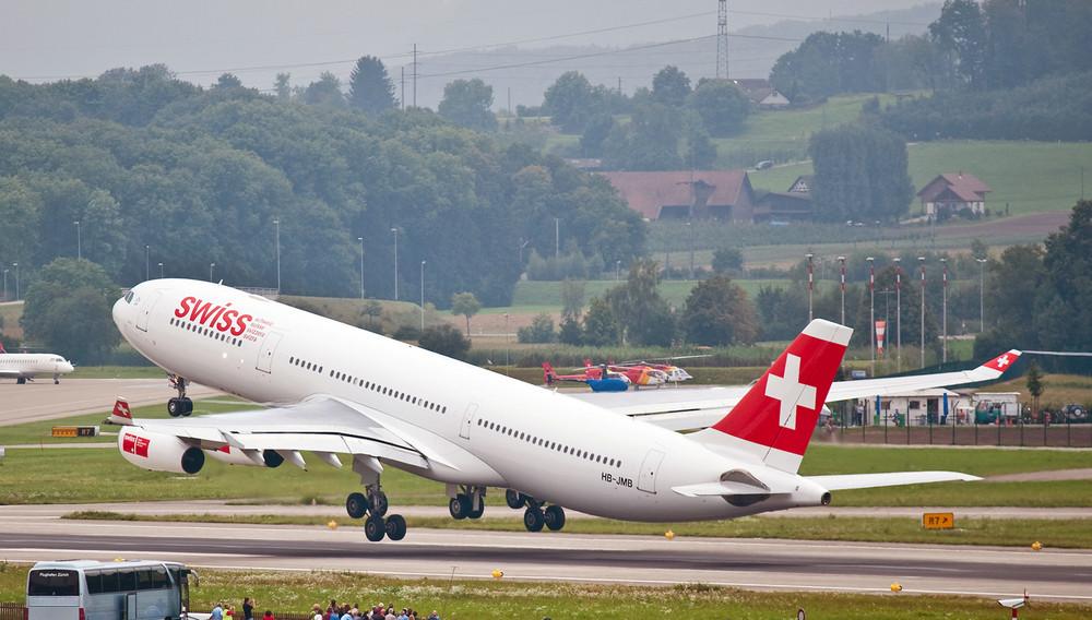 Airbus 340 Start