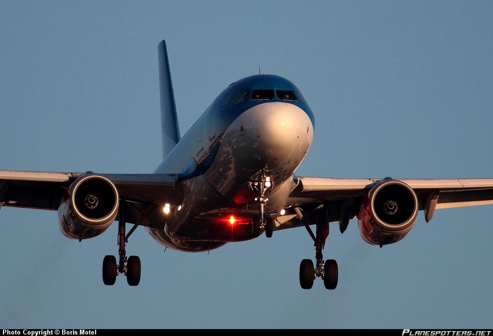 Airbus A-319-131 British Midland