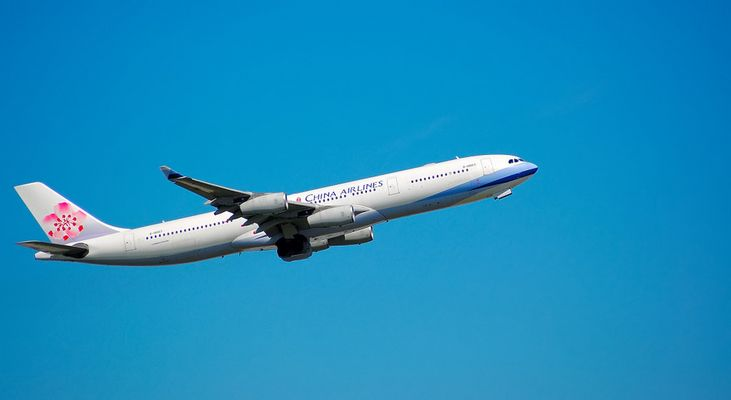 Airbus A-340-300 China Airlines