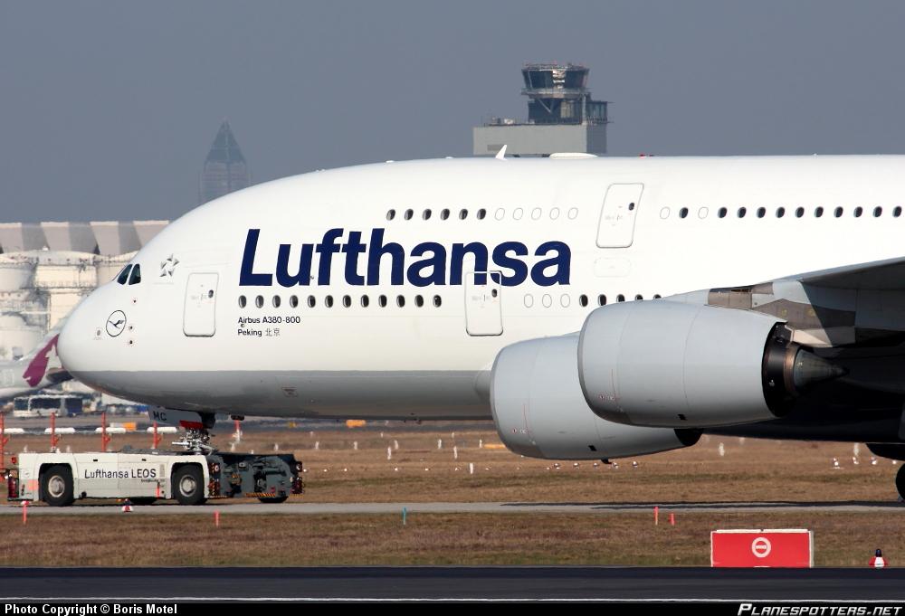 """Airbus A-380-841 """"Peking"""""""