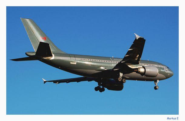 Airbus A310-304F Canada Air Force
