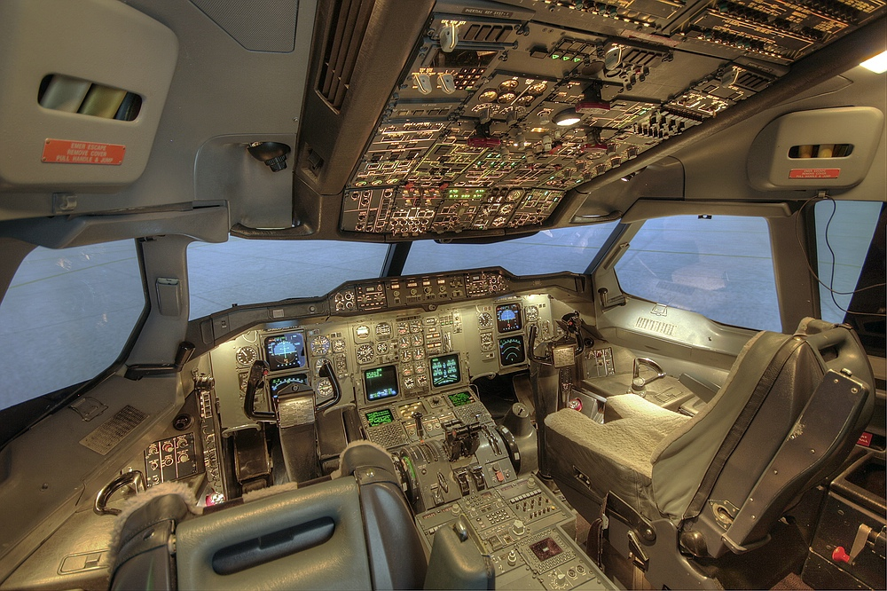 Airbus A310 Cockpit