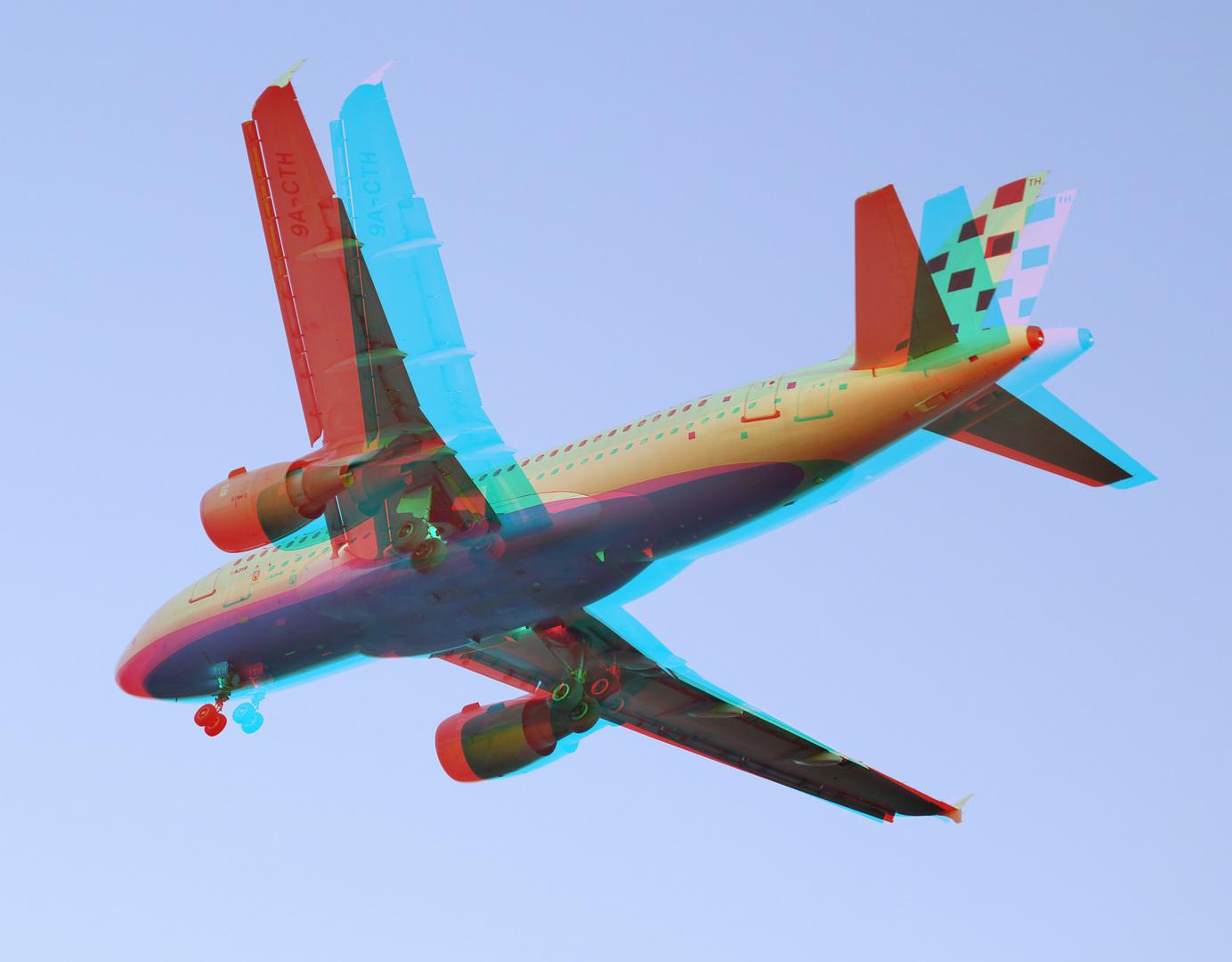 Airbus A319 9A-CTH