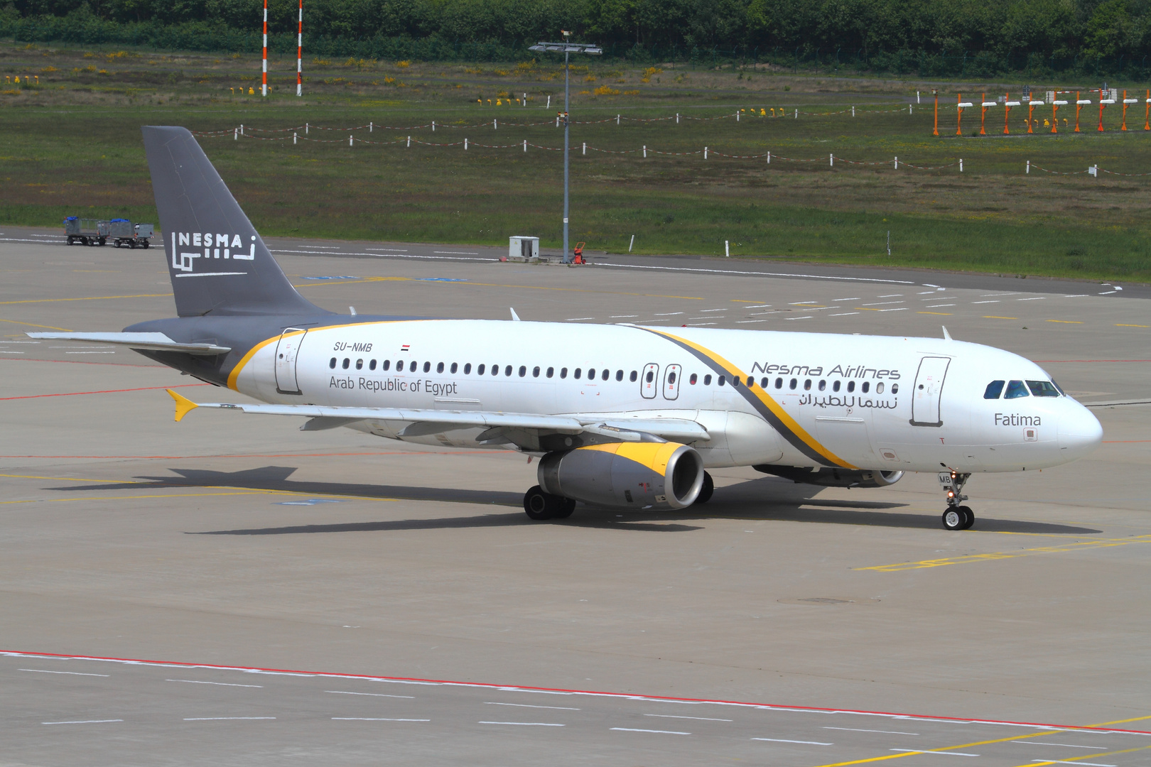 Airbus A320-200 Nesma Airlines