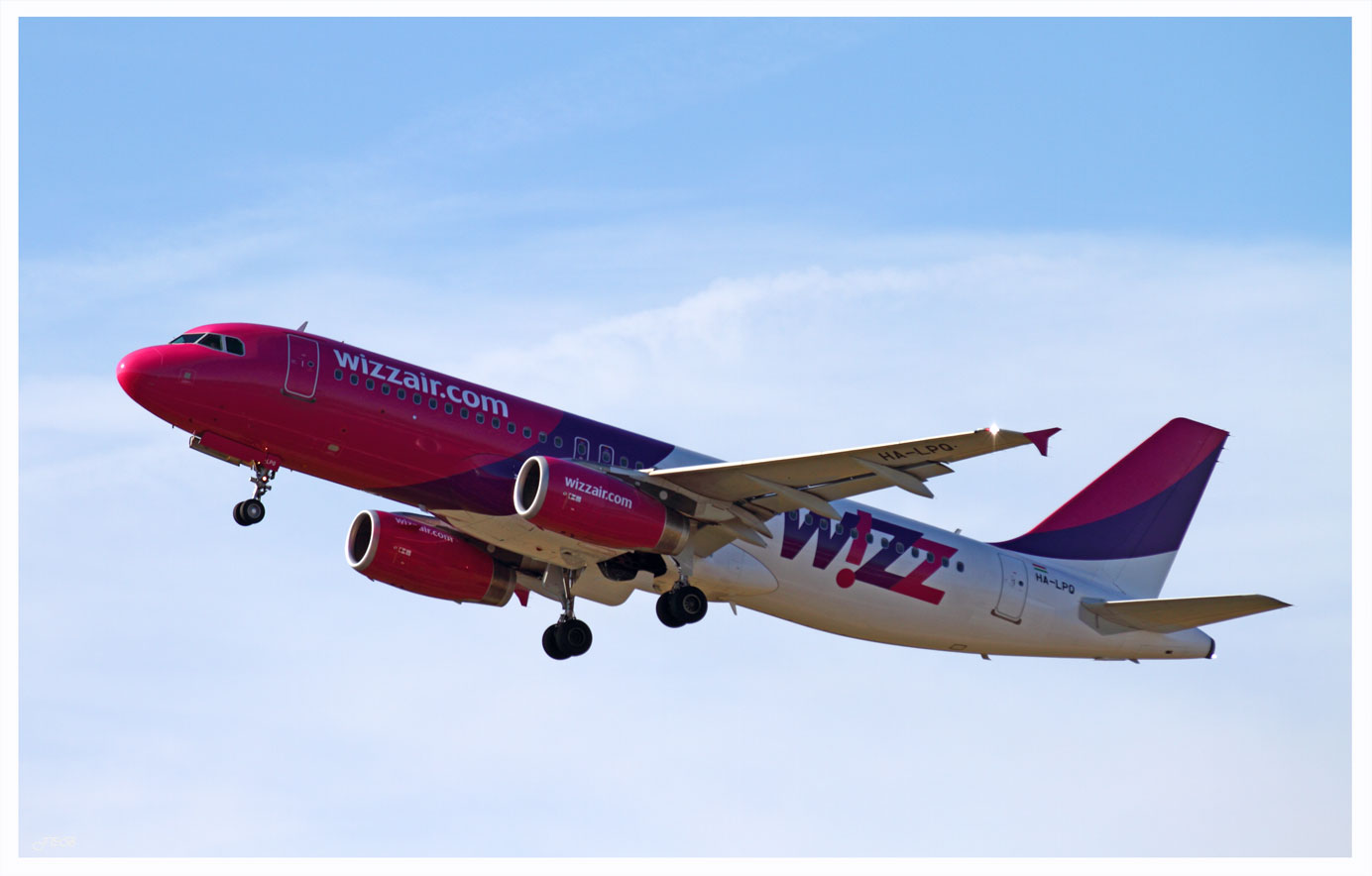 Airbus A320-200 Wizz Air