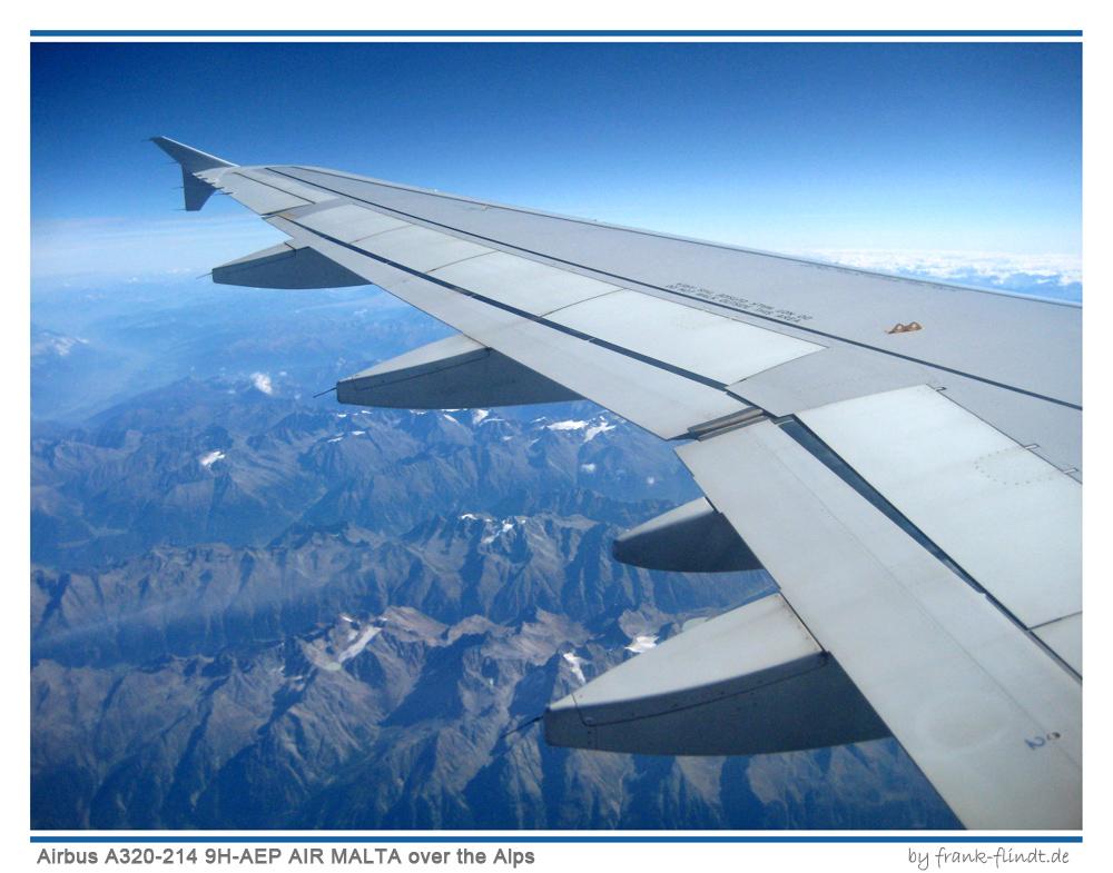 Airbus A320 9H-AEP....
