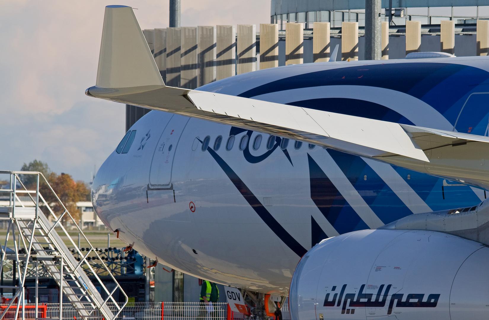 Airbus A330-300 Egyptair