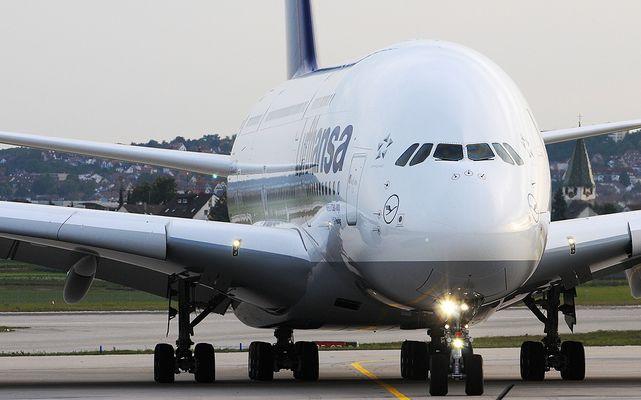 Airbus A380-800 Peking