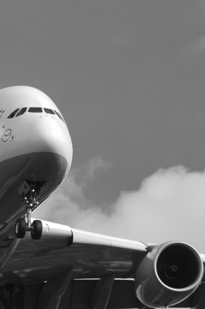 "Airbus A380-800 ""Peking"" der Lufthansa"