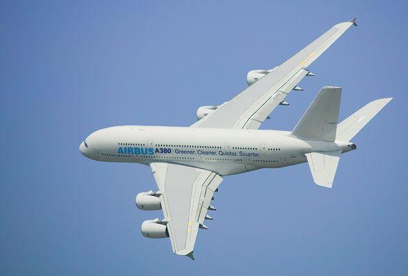 Airbus A380 - ILA 2008 Berlin
