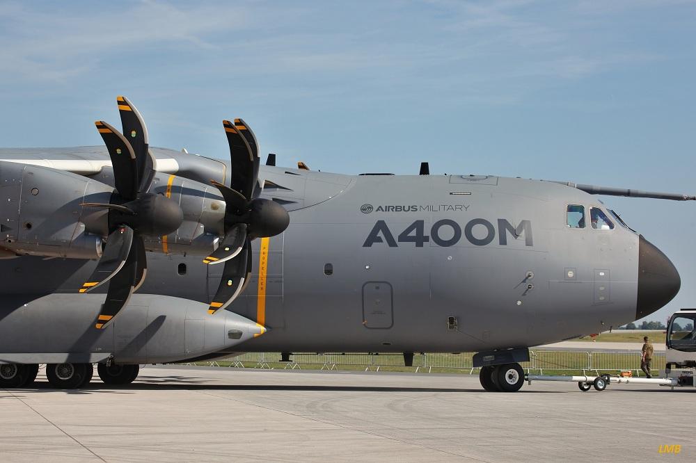 Airbus A400M-Luftschrauben