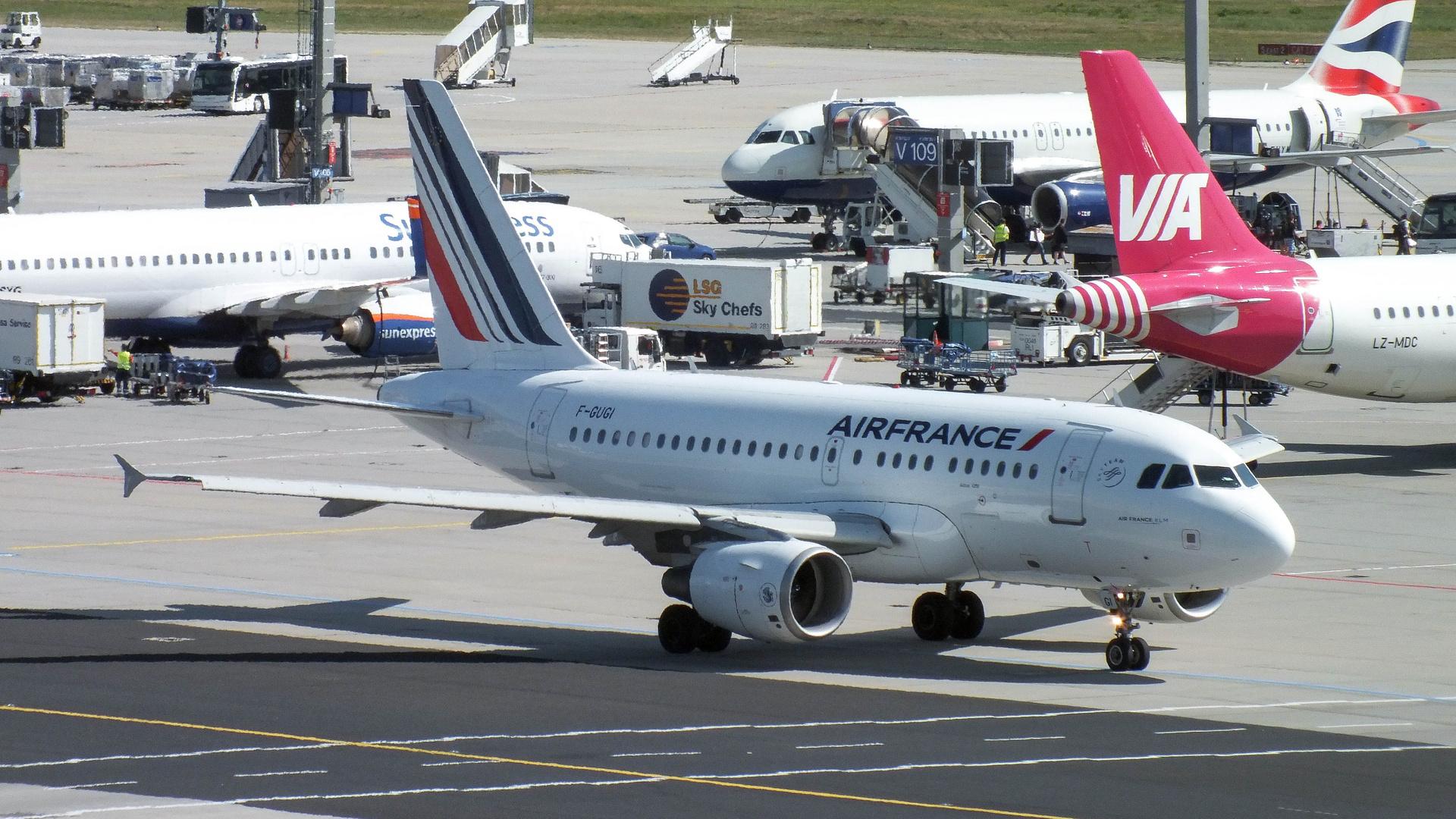 Airbus Air France