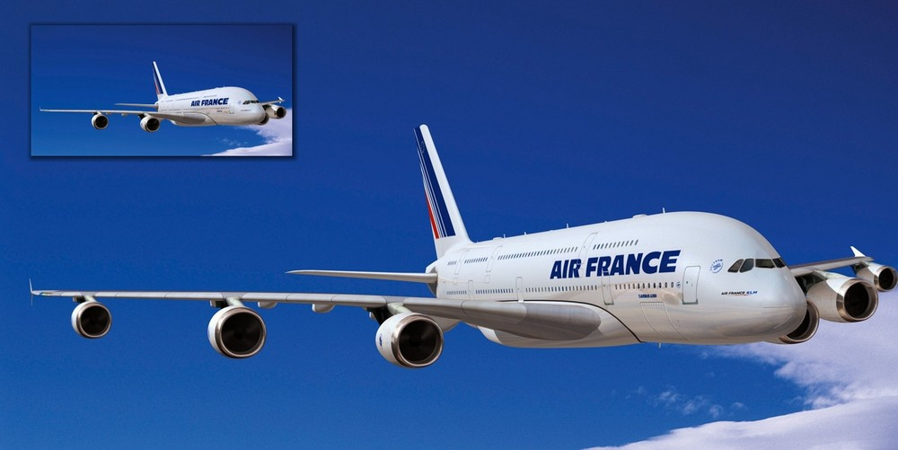 Airbus Industries - Airbus A380/6