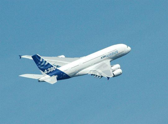 Airbus Tag A380 das 2. Bild