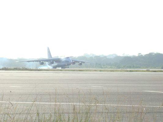 Airport Cayenne -Felix Eboue-