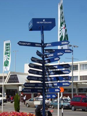 Airport Christchurch