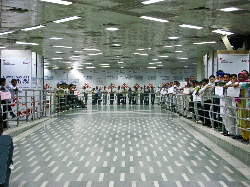 Airport Delhi 2008