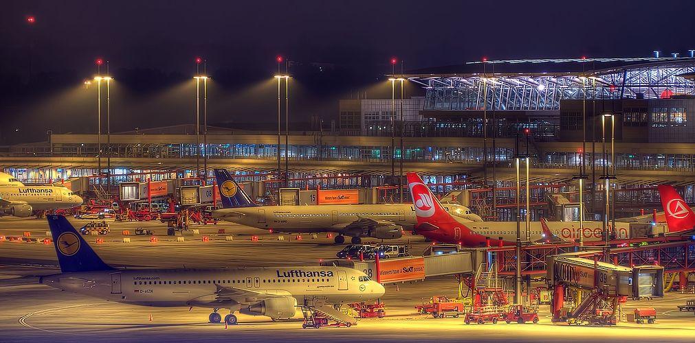 # Airport Hamburg #